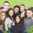 Multiethnic Group of Friends | Social Psychology | Careers in Psychology