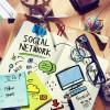 Social Media Office Desk   Media Psychology   Careers in Psychology