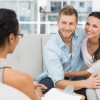 Smiling Couple in Marriage and Family Therapy   Careers in Psychology