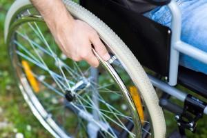 Wheelchair Detail