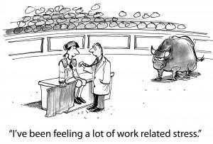 MFT Work Stress