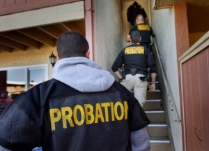 the main characteristics of a career of the probation officer A probation officer has the responsibility of supervising the activities of individuals that have been convicted of crimes and released on probation.